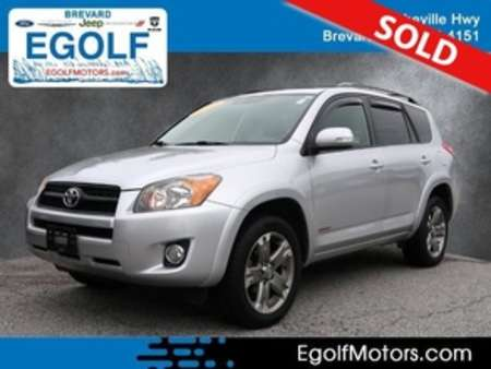 2011 Toyota Rav4 Sport 4WD for Sale  - 21661B  - Egolf Motors