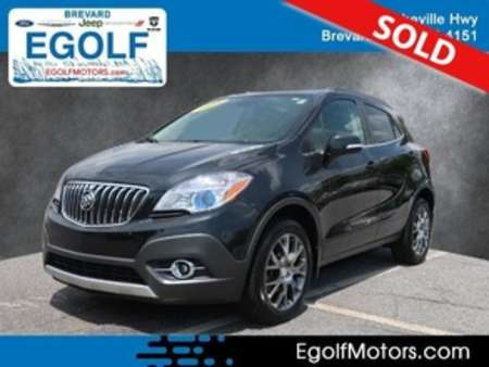 2016 Buick Encore Sport Touring AWD for Sale  - 82403A  - Egolf Motors