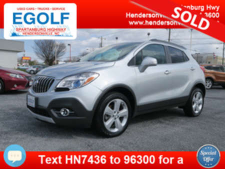 2016 Buick Encore Convenience for Sale  - 7436  - Egolf Motors