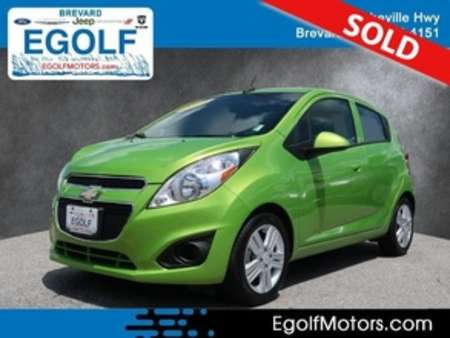 2014 Chevrolet Spark LS for Sale  - 21859C  - Egolf Motors