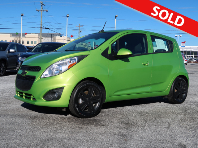 2014 Chevrolet Spark  - Egolf Motors