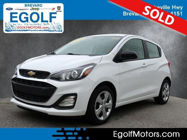 2020 Chevrolet Spark  - Egolf Motors