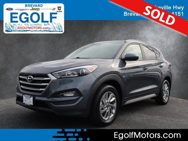 2018 Hyundai Tucson  - Egolf Motors