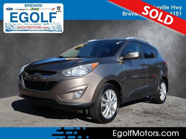 2010 Hyundai Tucson  - Egolf Motors