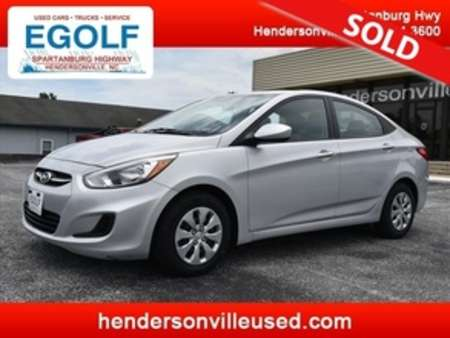 2017 Hyundai Accent SE One Owner! for Sale  - 7505  - Egolf Motors