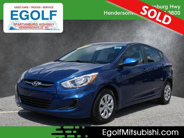 2017 Hyundai Accent  - Egolf Motors