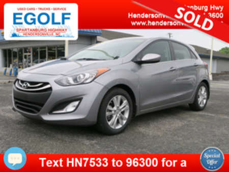 2013 Hyundai ELANTRA GT Base for Sale  - 7487  - Egolf Motors