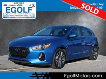 2018 Hyundai ELANTRA GT Base for Sale  - 5152A  - Egolf Motors