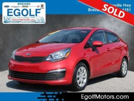 2017 Kia Rio LX for Sale  - 82420  - Egolf Motors
