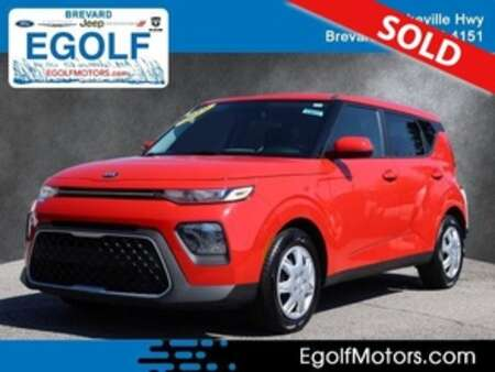 2020 Kia Soul LX for Sale  - 11017  - Egolf Motors