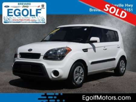2013 Kia Soul Base for Sale  - 10888B  - Egolf Motors