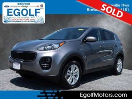 2017 Kia Sportage LX AWD for Sale  - 10882  - Egolf Motors