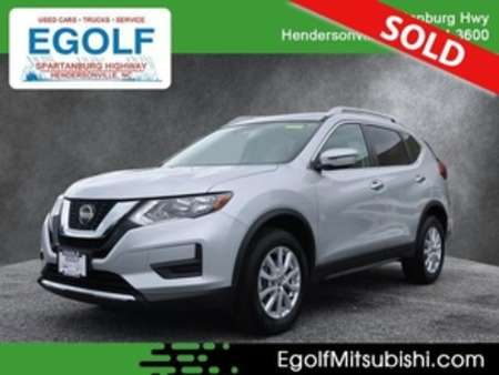 2019 Nissan Rogue SV AWD for Sale  - 7724  - Egolf Motors