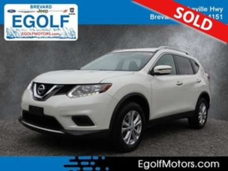 2016 Nissan Rogue SV AWD for Sale  - 82351  - Egolf Motors