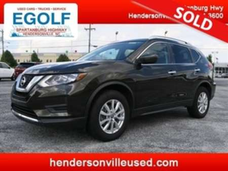 2017 Nissan Rogue SV ONE OWNER! for Sale  - 7507  - Egolf Motors