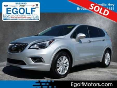 2017 Buick Envision Preferred for Sale  - 7687  - Egolf Motors