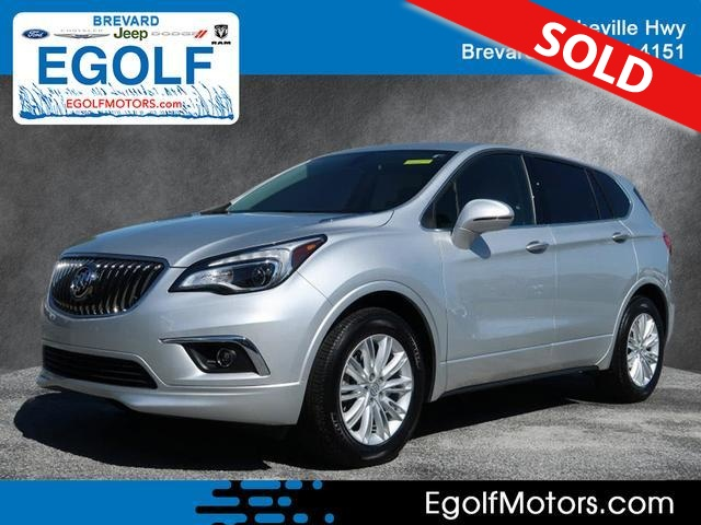 2017 Buick Envision  - Egolf Motors