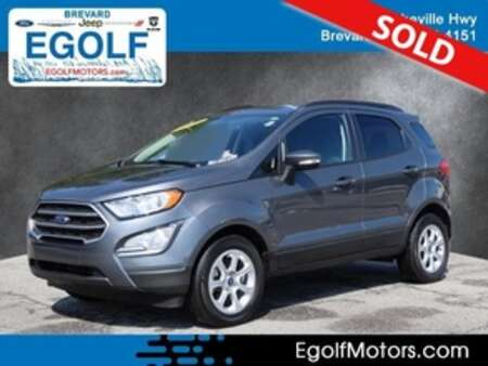 2020 Ford EcoSport SE for Sale  - 5192  - Egolf Motors