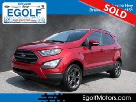 2018 Ford EcoSport SES for Sale  - 4973  - Egolf Motors