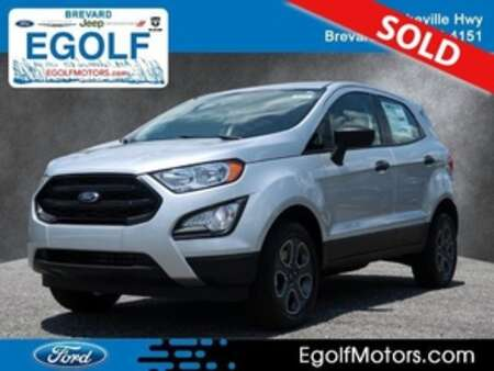 2020 Ford EcoSport S 4WD for Sale  - 5212  - Egolf Motors
