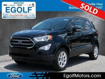 2020 Ford EcoSport SE 4WD for Sale  - 5213  - Egolf Motors