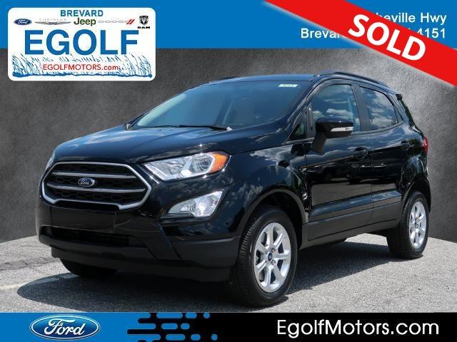 2020 Ford EcoSport  - Egolf Motors