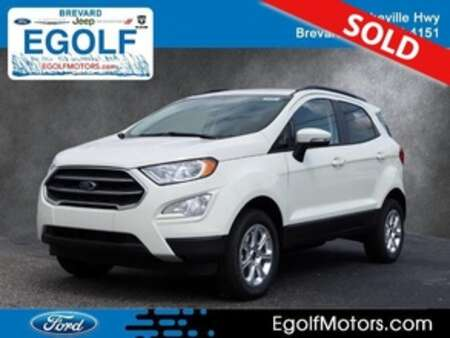 2020 Ford EcoSport SE 4WD for Sale  - 5244  - Egolf Motors