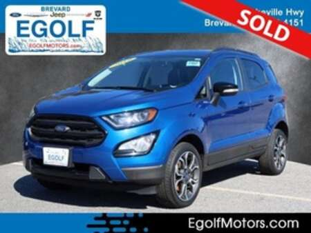 2019 Ford EcoSport SES 4WD for Sale  - 11037  - Egolf Motors