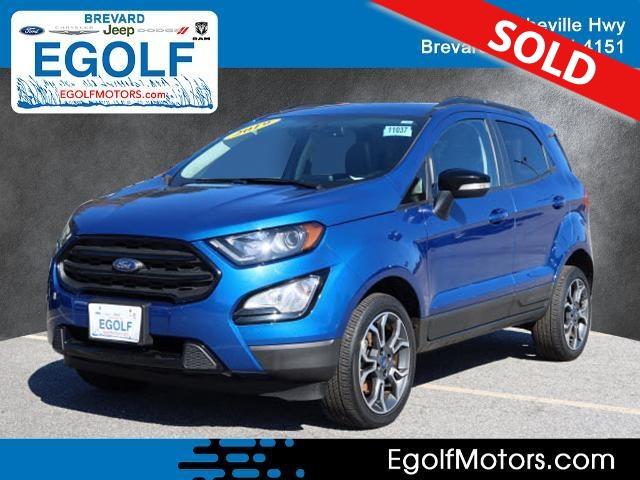 2019 Ford EcoSport  - Egolf Motors