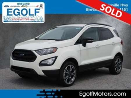2020 Ford EcoSport SES 4WD for Sale  - 5211  - Egolf Motors