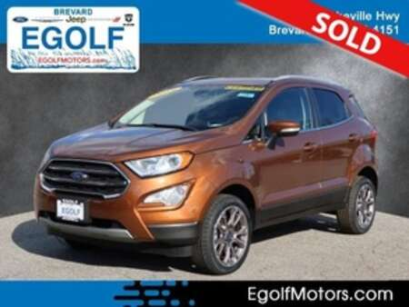2019 Ford EcoSport Titanium 4WD for Sale  - 11067  - Egolf Motors