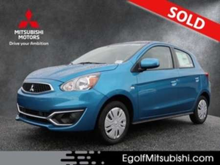 2019 Mitsubishi Mirage ES for Sale  - 30021  - Egolf Motors
