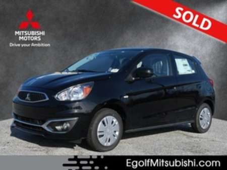 2019 Mitsubishi Mirage ES for Sale  - 30022  - Egolf Motors