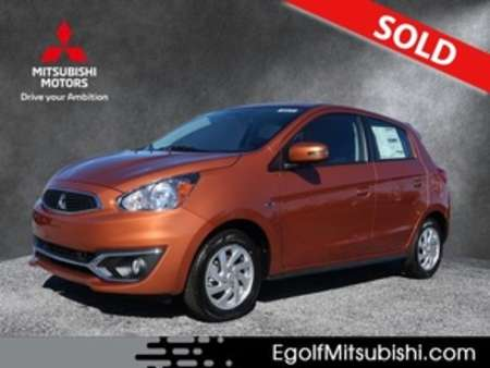 2019 Mitsubishi Mirage SE for Sale  - 30020  - Egolf Motors