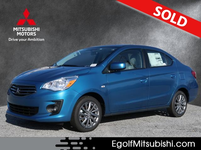 2019 Mitsubishi Mirage G4  - Egolf Motors