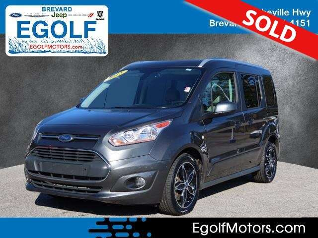 2018 Ford Transit Connect Wagon Tita