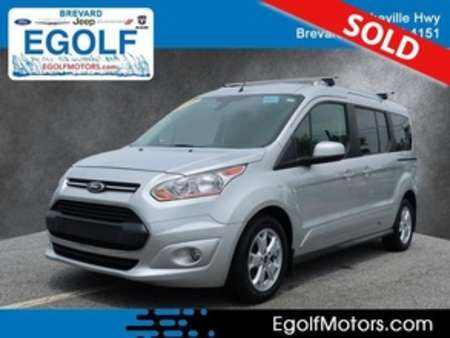 2016 Ford Transit Connect Wagon Titanium for Sale  - 10821  - Egolf Motors
