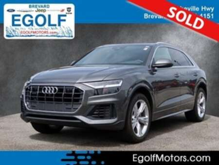 2020 Audi Q8 3.0T quattro Premium Plus for Sale  - 21958A  - Egolf Motors