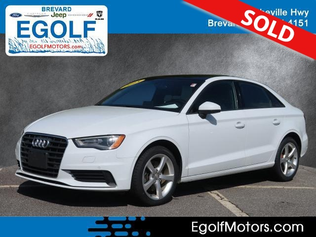 2015 Audi S3/A3  - Egolf Motors