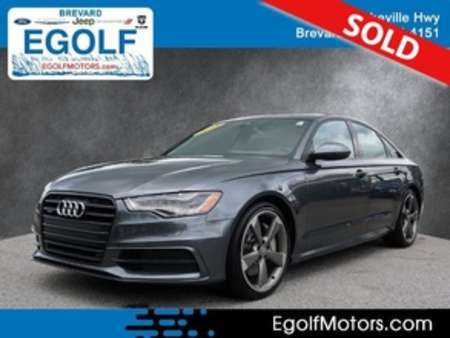 2015 Audi A6 3.0T Prestige quattro for Sale  - 21922A  - Egolf Motors