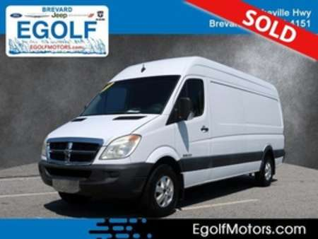 2008 Dodge Sprinter 2500 for Sale  - 82343  - Egolf Motors