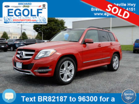 2014 Mercedes-Benz GLK-Class GLK 350 4MATIC® AWD for Sale  - 82187  - Egolf Motors