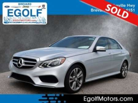 2016 Mercedes-Benz E-Class E 350 for Sale  - 10800  - Egolf Motors