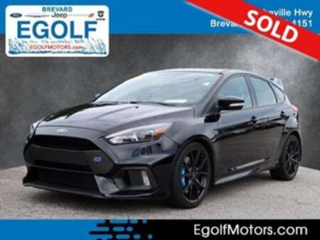 2017 Ford Focus RS for Sale  - 5202A  - Egolf Motors