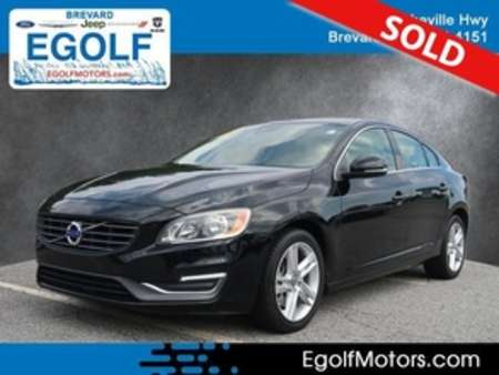 2014 Volvo S60 T5 for Sale  - 4951A  - Egolf Motors