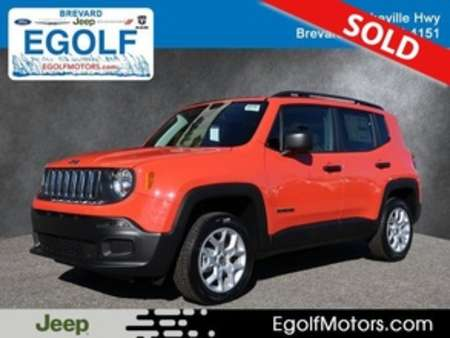 2018 Jeep Renegade Sport for Sale  - 21711  - Egolf Motors