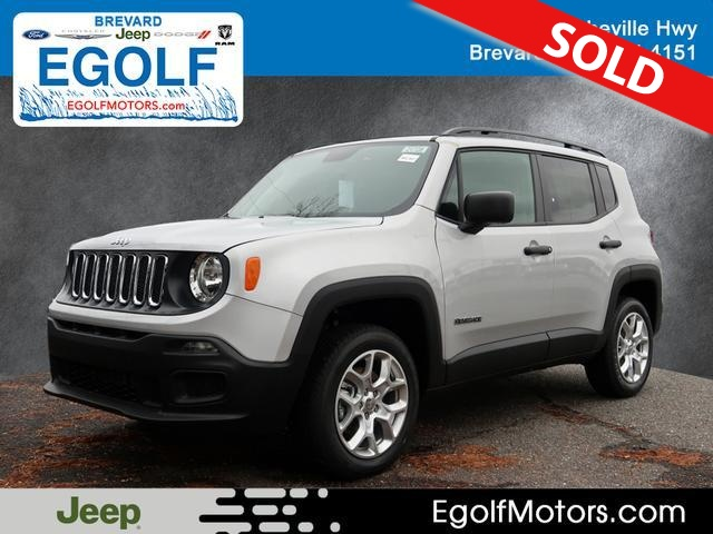 2018 Jeep Renegade  - Egolf Motors