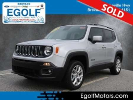 2018 Jeep Renegade Latitude 4x4 for Sale  - 82364  - Egolf Motors