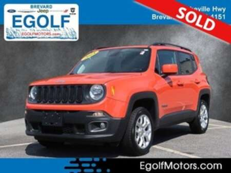 2018 Jeep Renegade Latitude for Sale  - 21955B  - Egolf Motors
