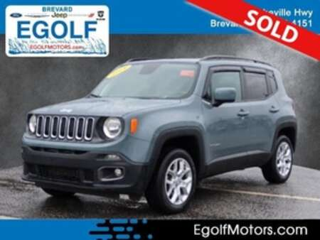 2018 Jeep Renegade Latitude for Sale  - 82440  - Egolf Motors